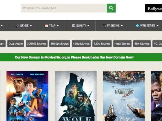 Moviesflix 2020 Website Mp4 Movies In Hindi Dubbed Dual Audio Movies Is It Legal News Break