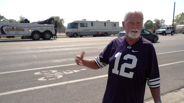 Cover for Frustrated by city inaction, residents contact KSL Investigators over Salt Lake's RV Row