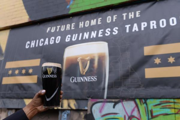 Picture for Guinness Announces Plans For Chicago Taproom, Opening In 2023