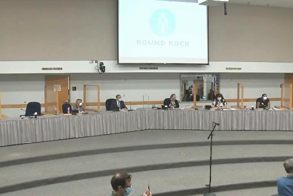 Picture for Round Rock ISD to discuss mask matrix, censuring 2 board trustees on Wednesday