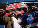 Picture for Wrigley Field Is 20 Percent Back: Fans Return After A Year To Drink Beer, Watch Cubs, Boo The Mayor