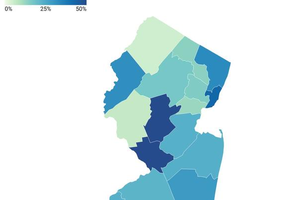 Picture for Here's the fastest growing town in each county in N.J.