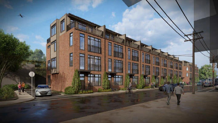 Cover for Court orders Little Italy housing construction halted
