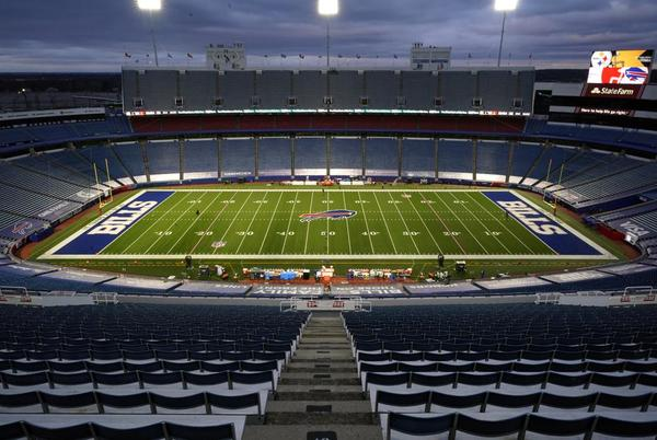 Picture for AP Exclusive: Bills propose 60,000-seat stadium by 2027