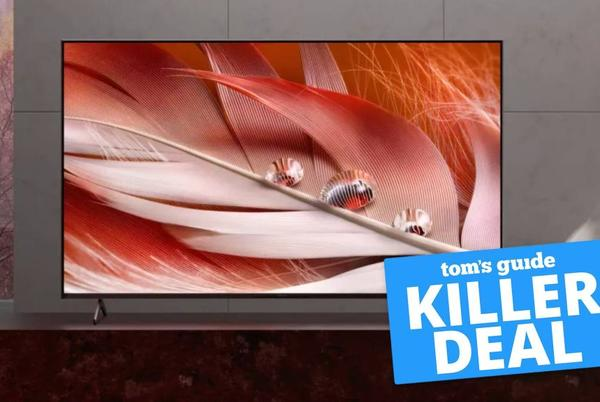 Picture for Sony 75-inch 4K TV just slashed by $1,000 in Black Friday TV deal