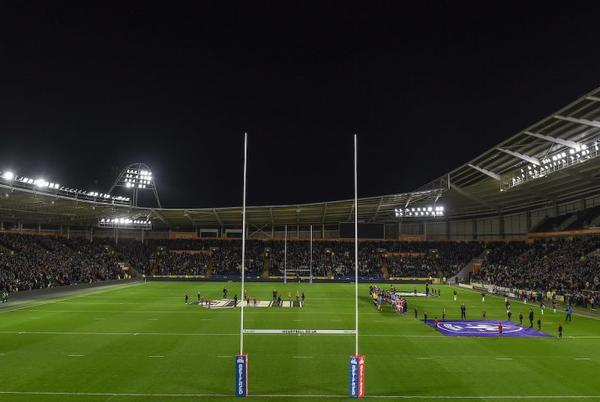 Picture for Hull FC land international forward