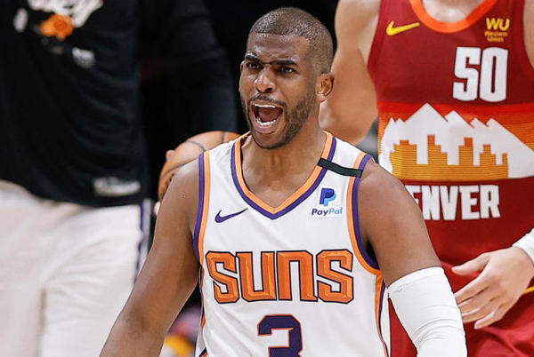 Picture for Suns-Nuggets: Chris Paul, Devin Booker rewriting false narratives as Phoenix moves one step from NBA Finals