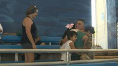 Cover for WATCH: US Army soldier surprises family at SeaWorld San Antonio after returning from deployment