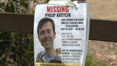 Cover for Search for missing Berkeley man Philip Kreycik continues this weekend in Pleasanton