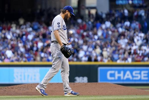 Picture for Dodgers' division title struggles deepen with loss to last-place Arizona