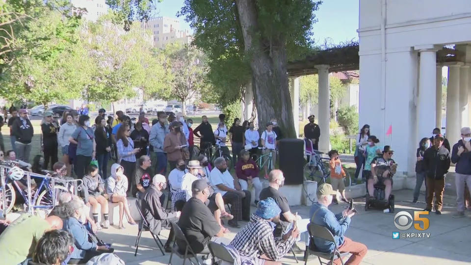 Picture for UPDATE: Community Gathers To Heal After Terrifying Juneteenth Mass Shooting At Oakland's Lake Merritt