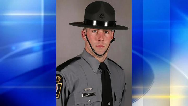 Cover for Local Pennsylvania State Trooper cited for harassment after allegation of unwarranted use of force