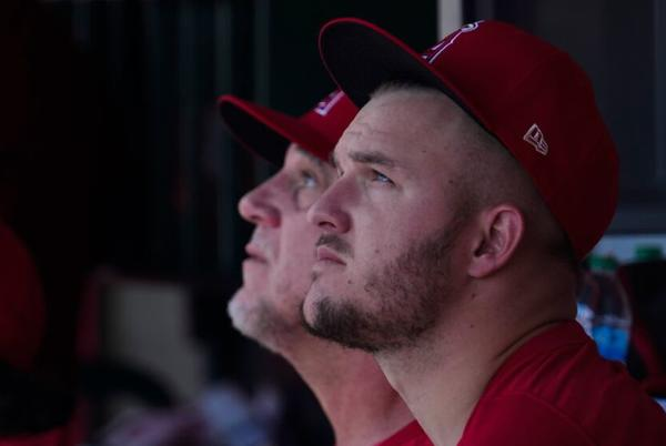 Picture for LA Angels: Mike Trout's injury-ravaged season looks like it's over