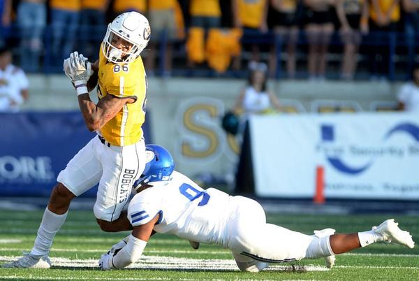 Picture for Montana State's receiving threats have helped offense achieve uncharacteristic balance