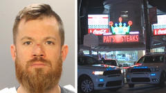Cover for Police ID man charged with murder after shooting at Pat's King of Steaks in Philadelphia