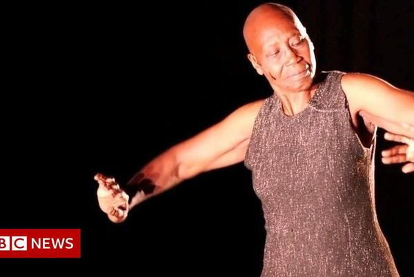 Picture for Germaine Acogny: 'The Mother of Contemporary African Dance'