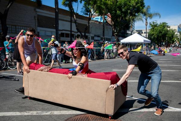 Picture for San Jose streets go car-free for a day as Viva Calle festival returns