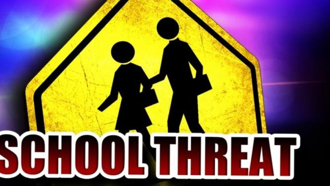 Cover for State Police investigating school shooting threat at a WV middle school