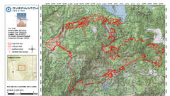 Cover for Dixie Fire in Butte and Plumas Counties Friday, July 30, 2021 Updates