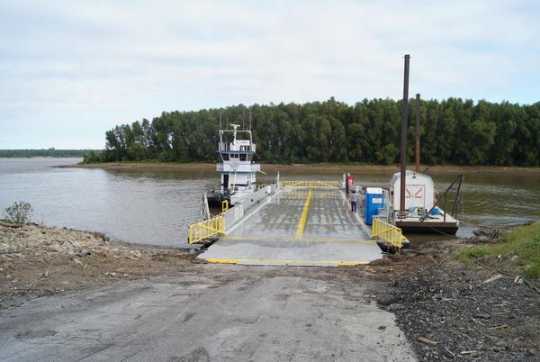 Picture for Dorena Hickman Ferry to open two hours late Wednesday