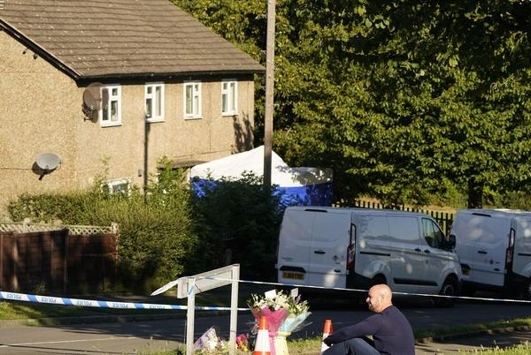 Picture for Father of children found dead in house 'heartbroken' as all four victims named
