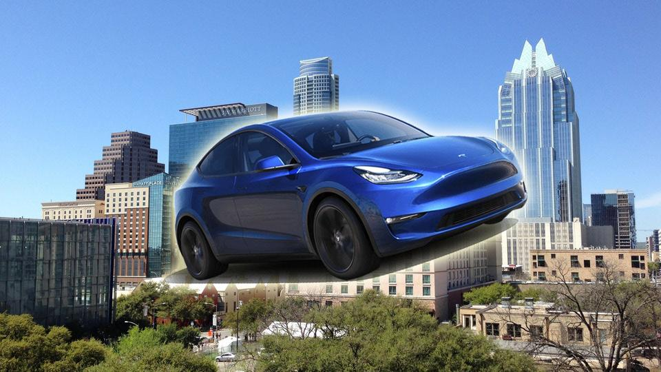 Austin Is Talking Incentives to Become Tesla's Next Home ...