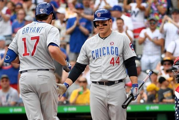 Picture for The Most Voluminous Selling Cubs Trade Deadline We've Ever Seen