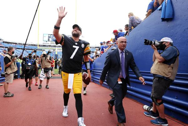Picture for The Steelers did their most loyal fans proud with Week 1 win over the Bills
