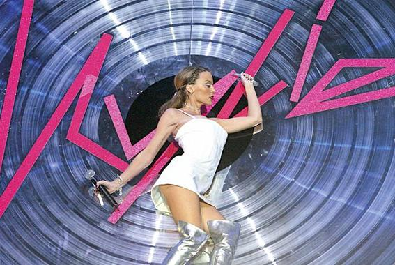 Picture for Kylie Minogue: Can't Get You Out Of My Head at 20 - here's the story behind the star's biggest hit