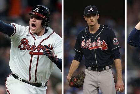 Picture for MLB SPORTS: Braves ກໍາລັງສ້າງໃຫມ່ໃນປັດຈຸບັນ