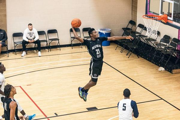 Picture for KU Jayhawks basketball recruit Brandon Miller will pick college or pros next week