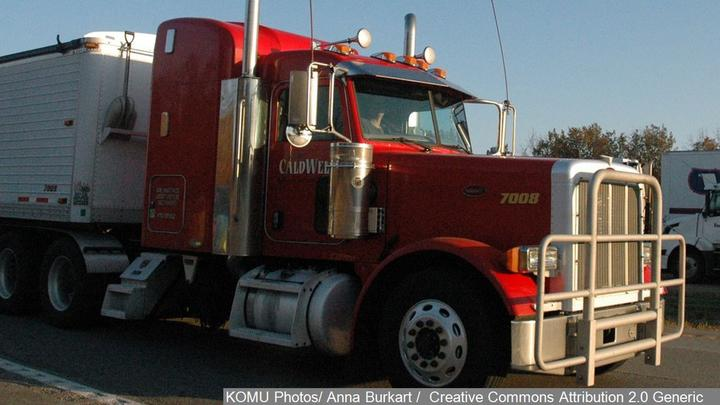 Cover for Ohio State Highway Patrol 'aware and monitoring' possible trucker protest Monday