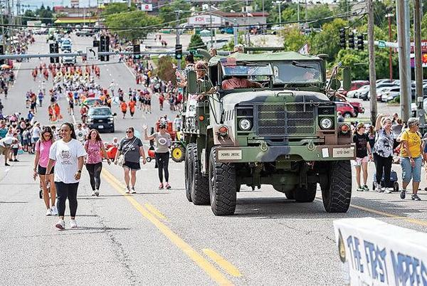 Picture for Arnold Days attracts larger crowd after one-year hiatus
