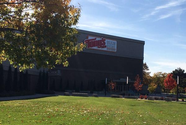 Picture for Tony's Pizza Events Center, Crown Distributors partner