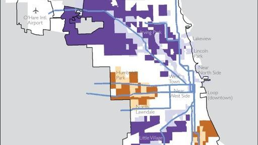 Study Uber And Lyft Likely Aren T Being Used Much To Address Chicago Transit Deserts News Break