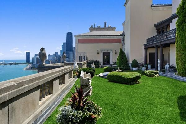 Picture for Grand Illinois Penthouse For Sale For The First Time in 45-Years