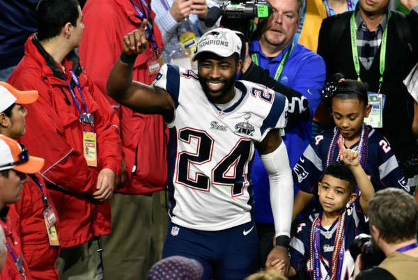 Picture for Patriots Super Bowl winner says that no one actually likes playing for New England