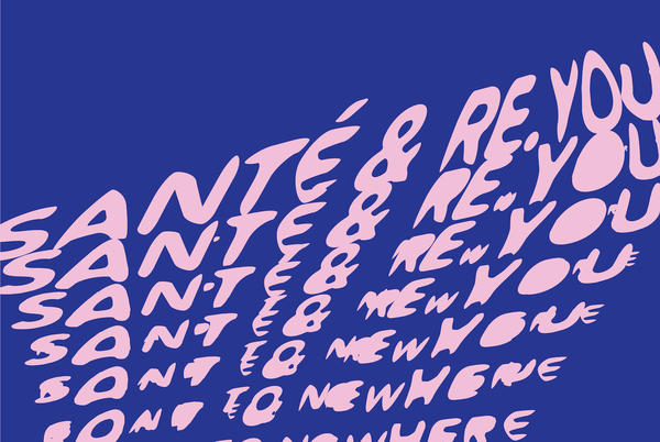 """Picture for Santé & Re.You Launch New Imprint LSF21+ With """"Road To Nowhere"""" EP !"""