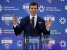 Picture for Look: Eli Manning Reacts To The Arch Manning Hype