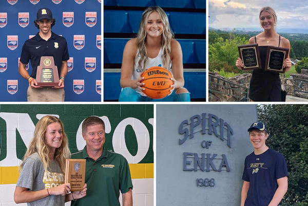 Picture for Student-Athletes Honored at 59th WNC Sports Awards Banquet