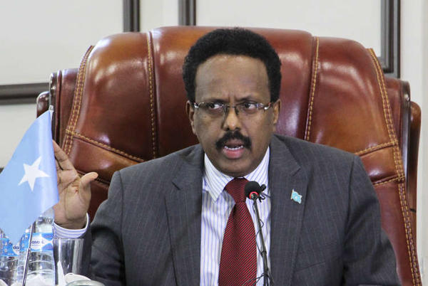 Picture for UNSC urges Somalia's feuding leaders to settle dispute