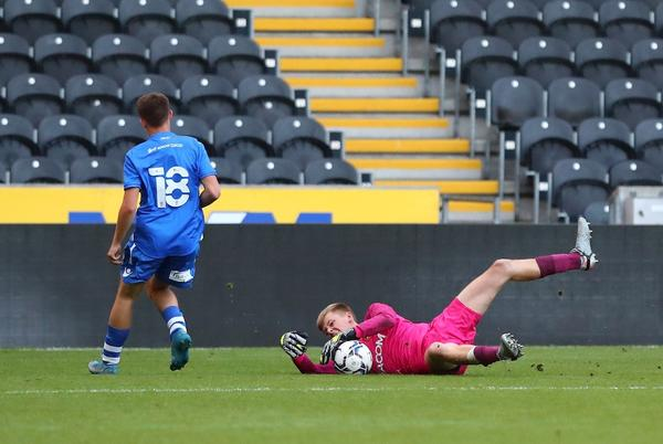 Picture for Loan Watch: Macauley Makes Hall Road Rangers Debut