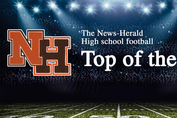 Picture for High School football Top of the Crop for Oct. 26