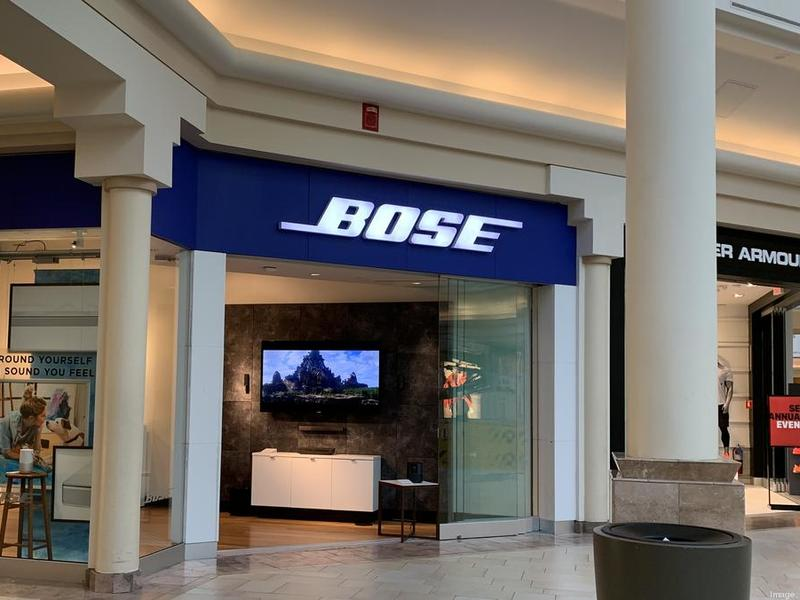 bose to close all north american retail stores including the only washington location news break retail stores