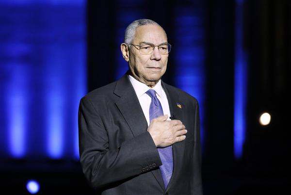 Picture for Colin Powell memorial service set for Nov. 5