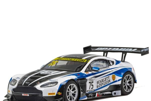 Picture for Aston Martin GT3 – Flick Haigh | British GT – 2018 | Scalextric
