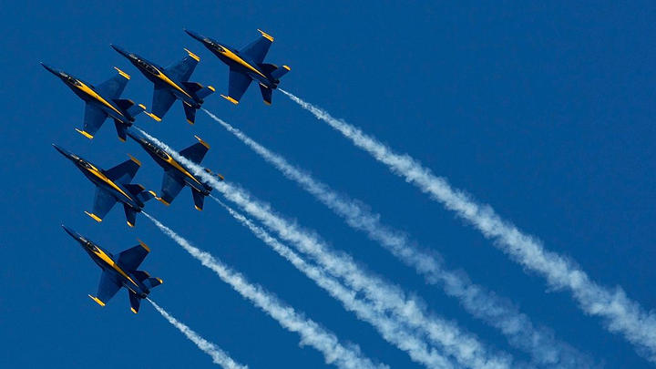 Cover for San Francisco daily roundup: Fleet Week 2021 adds performers, Michelin honors three S.F. restaurants and more
