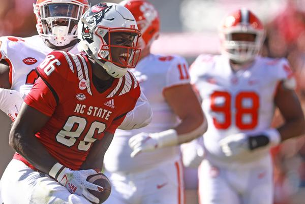 Picture for Clemson vs. NC State score, takeaways: Wolfpack pull off upset in 2OT as No. 9 Tigers remain in dire straits