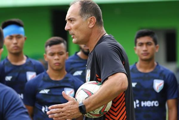Picture for Not just the goals, Sunil Chhetri's leadership on the pitch is special too, states Igor Stimac