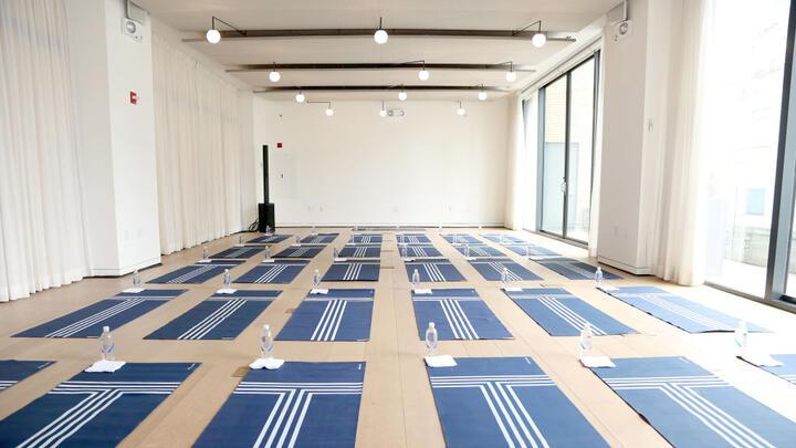 Cover for A new yoga studio opens in metro Atlanta